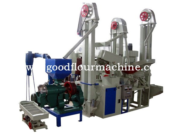 <b>15-20t of rice mill machine plant</b>