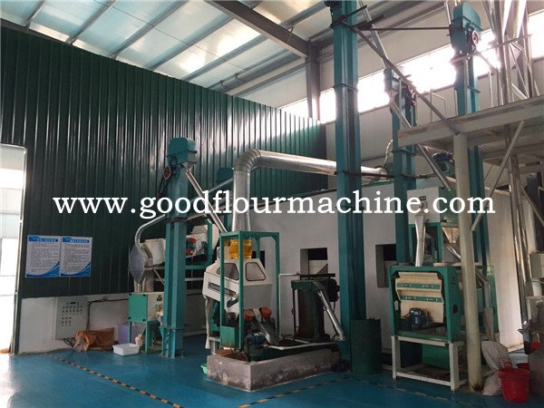 40-60t of grain cleaning equipment