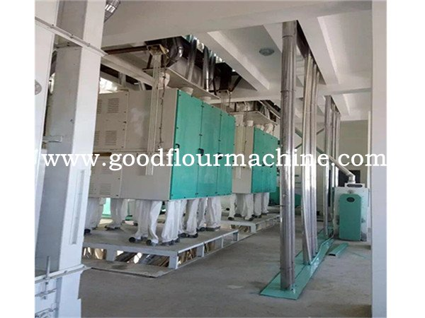 high square plansifter machine