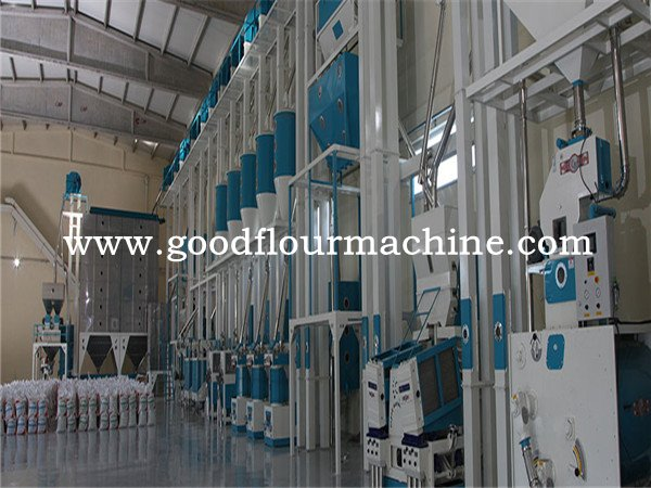 <b>100tons of rice mill machine complete plant</b>