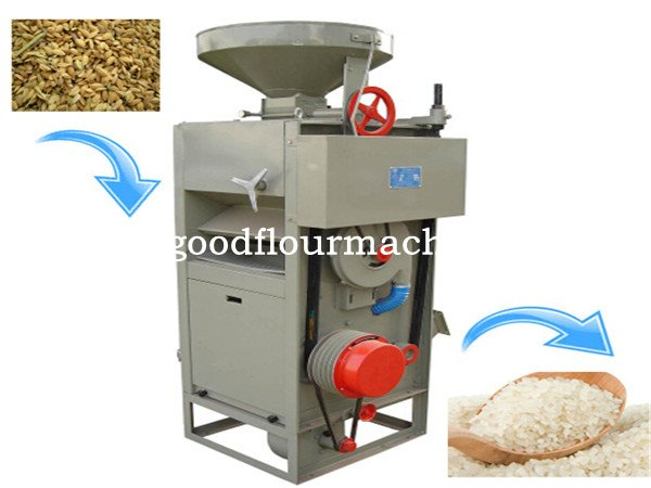 small rice mill machine for home